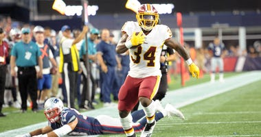 Redskins reach deal with RB Byron Marshall