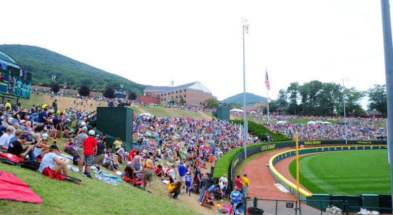 Loudoun South beats Rhode Island at LLWS with combined no-hitter