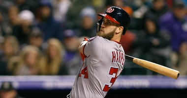 Bryce Harper Nationals