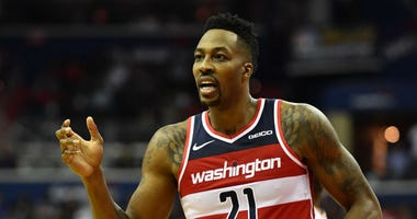 Dwight Howard's time with Wizards was a total flop.