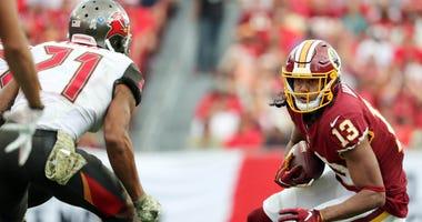Redskins decline to tender Maurice Harris, Rob Kelley