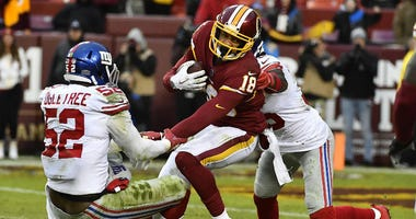 The Washington Redskins have good offensive weapons or bad?