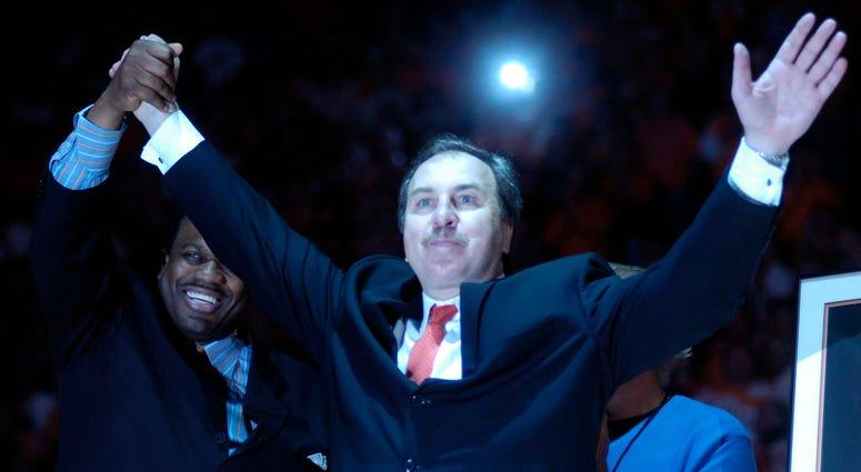 Danny Rouhier roasts Ernie Grunfeld in parody of Wizards trade talks