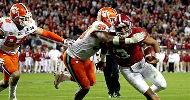 Clemson defensive end Clelin Ferrell is a player to watch at the NFL Combine.