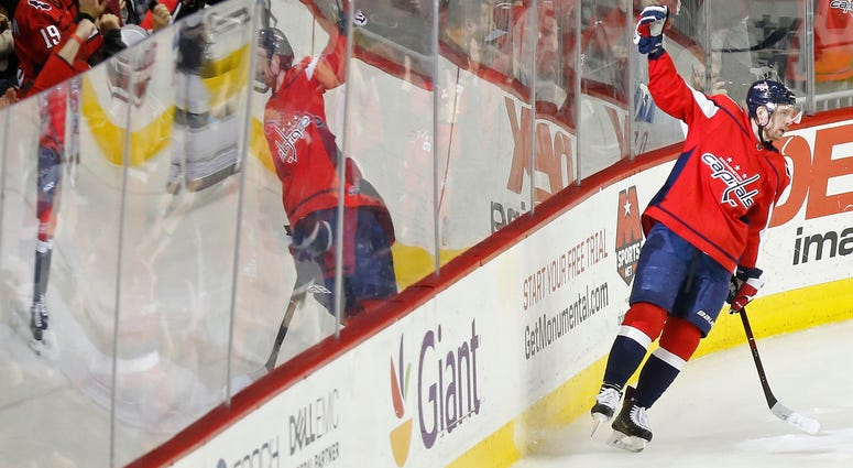 Kuznetsov has been 'dazzling' since the All-Star break