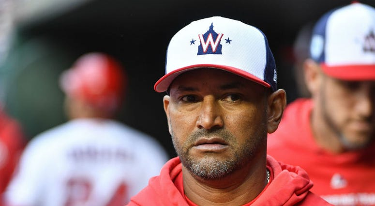 Nationals manager Dave Martinez is still looking for good fundamental baseball.