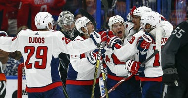 In the Stanley Cup Playoffs, Capitals know anything can happen.