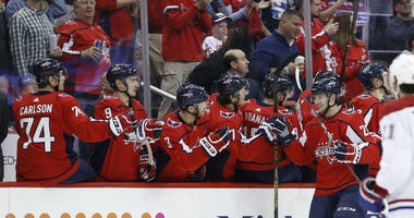 Washington Capitals are peaking at the right time entering the Stanley Cup Playoffs.