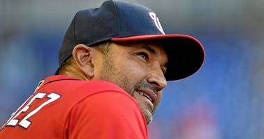 Is Nationals manager Dave Martinez on the hot seat?
