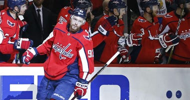 Evgeny Kuznetsov suspended for cocaine
