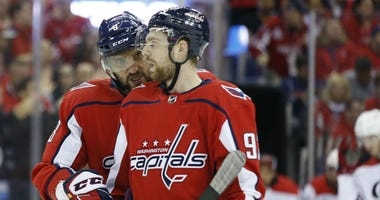 Evgeny Kuznetsov says he will learn from suspension