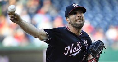 No way the Nationals trade Max Scherzer, Ken Rosenthal says.