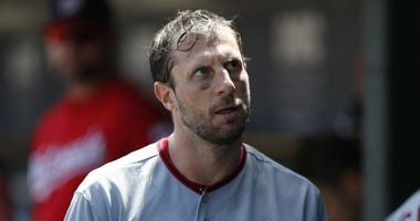 Nationals change diagnosis and Max Scherzer will miss another start.