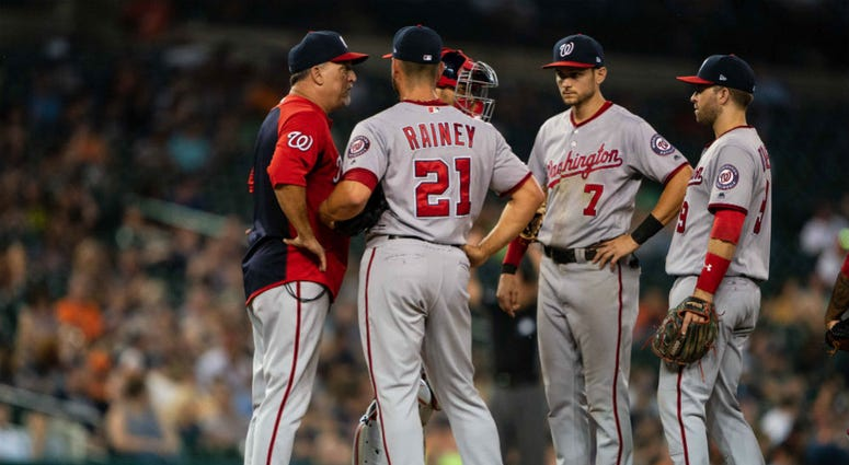 7 big questions facing the Washington Nationals in the second half.