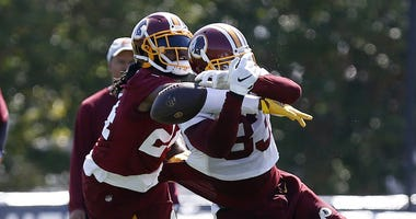Redskins defense continues to get better of offense at training camp.