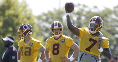 Redskins preseason preview: Dwayne Haskins makes NFL debut.