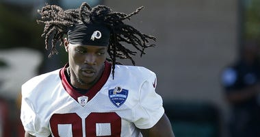 Redskins release WR Cam Sims
