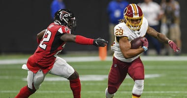 Derrius Guice will get 'mother load' of carries