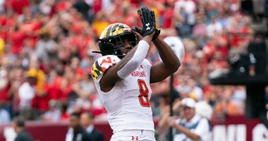 Maryland needs seven players to recover Temple fumble