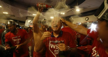 Mike Rizzo: Nationals are 'just getting this thing rolling'
