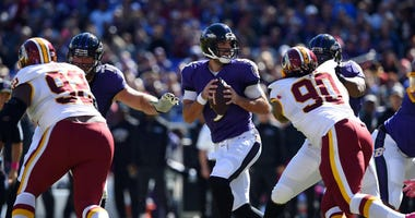 Ravens traded Joe Flacco to the Broncos, does that help the Redskins?