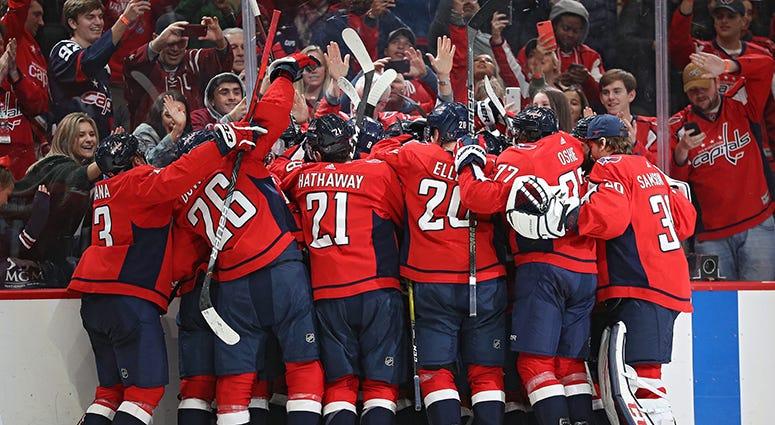 Carl Hagelin: 'We're winners. We love winning games.'