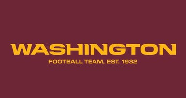 Redskins to be known as the 'Washington Football Team'
