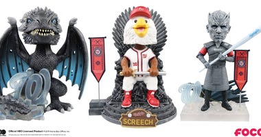 Nationals 'Game of Thrones' bobbleheads announced