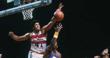 Wes Unseld was a man's man