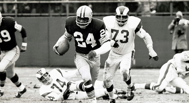 Willie Wood was one of D.C.'s great players