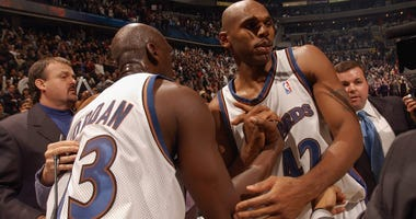 Jerry Stackhouse regrets playing with Jordan in D.C.