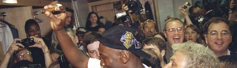 Jordan worried new ESPN doc portrays him as 'horrible guy'
