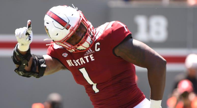 Meet the 2020 Redskins Draft Class: James Smith-Williams