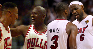 'The Match' NBA Edition: Who wins these epic 2-on-2 clashes?