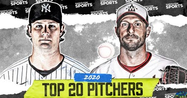 Top 20 MLB Pitchers of 2020: Projecting This Year's Best