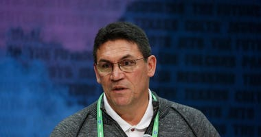 Rivera: Conversation about Redskins' name 'all about the moment'