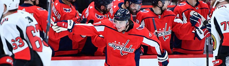 Leaders of the comeback, Caps are finding adversity to fight through