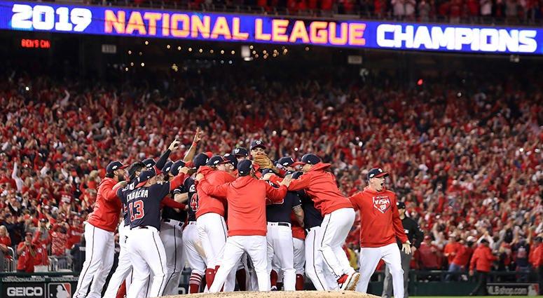 2019 National League Champions