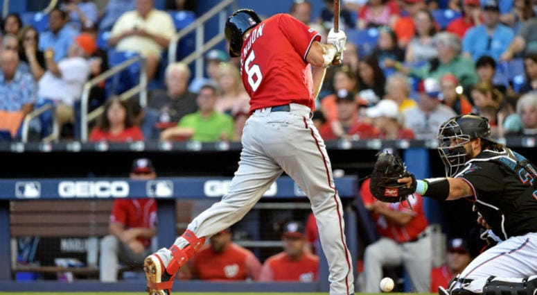 Nationals place Anthony Rendon on 10-day Injured List