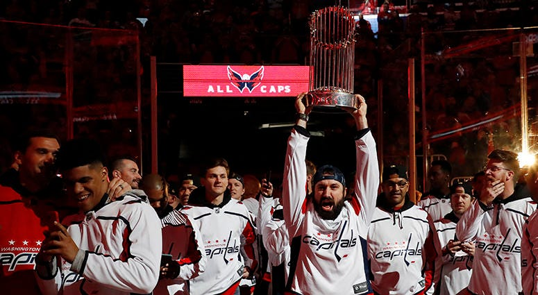 Championship 'inception' taking place in D.C. sports?