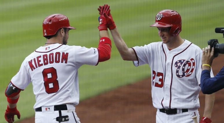 Erick Fedde optioned back to Double-A after scoreless relief appearance