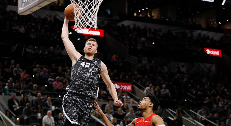 Davis Bertans Wizards