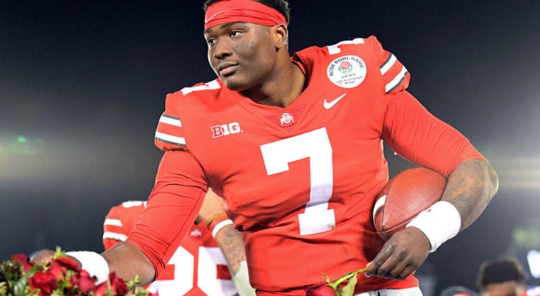 Nate Burleson: 'I'd rather have Dwayne Haskins than Eli Manning'