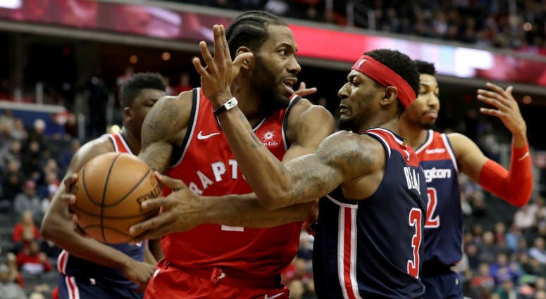 Clippers inquired about trading for Bradley Beal to pair with Kawhi Leonard. Wizards said no.