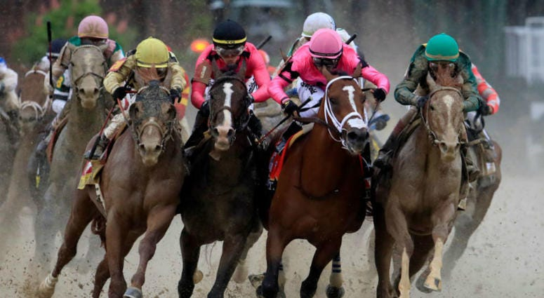 Who will win the 144th running of the Preakness Stakes?