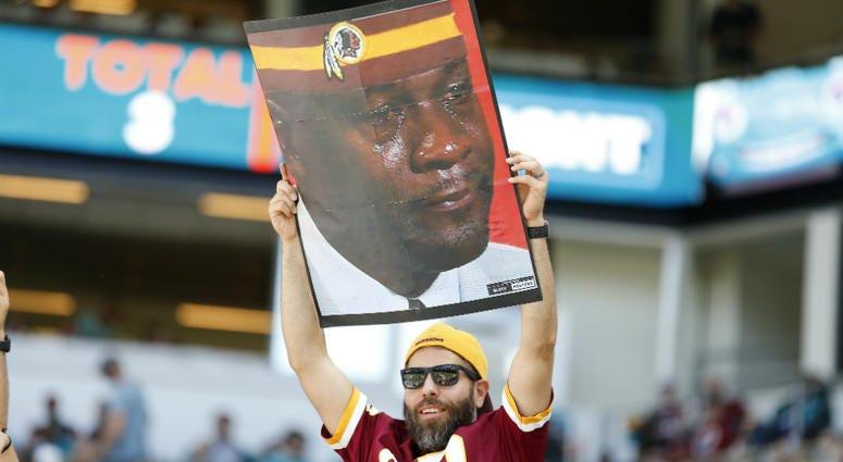 Time for Redskins to punt on winning until 2020