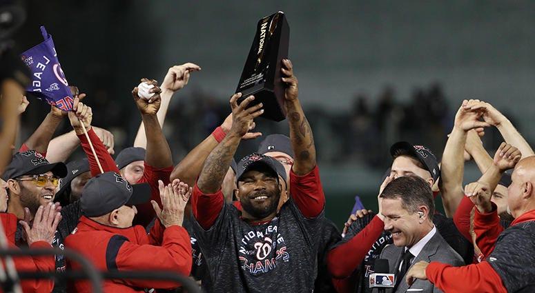 Howie Kendrick NLCS MVP