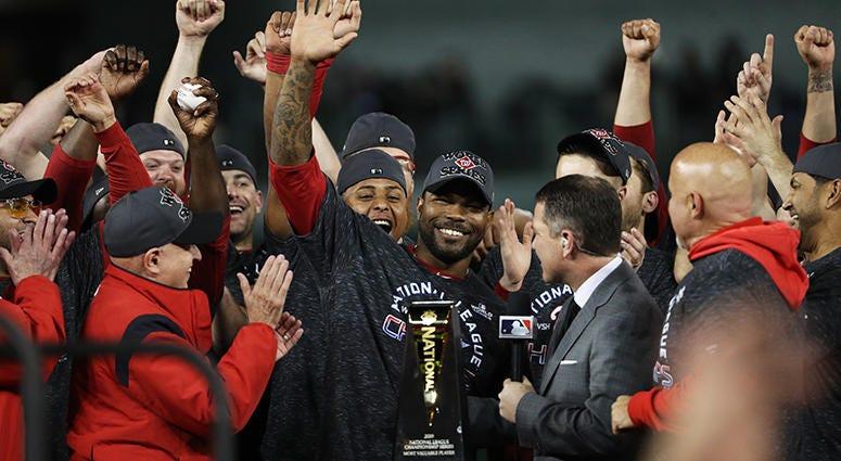 Howie Kendrick Wins NLCS MVP