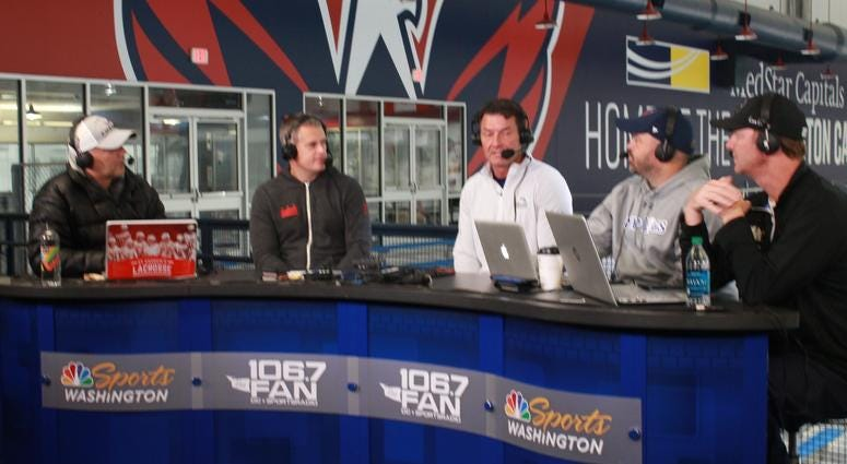 The Sports Junkies interview retired Canadian ice hockey player Alan May.