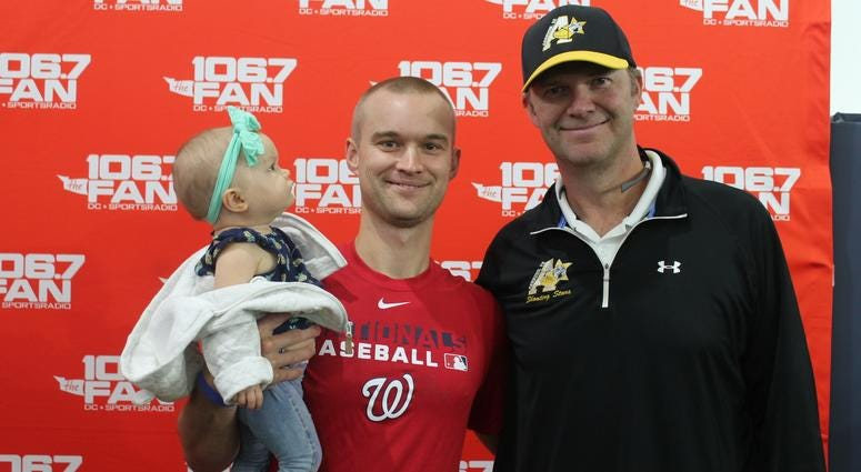 106.7 The Fan hosted their annual FanFest at the brand new St. James facility, where fans interacted with their favorite radio personalities and participated in the day's activities.